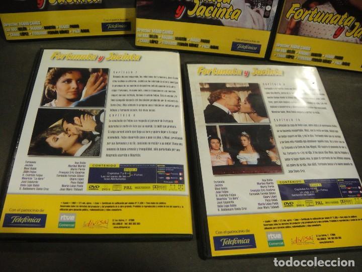 Series de TV: fortunata y jacinta - serie de tv completa de 10 capitulos - ana belen , charo lopez , - Foto 3 - 262637065