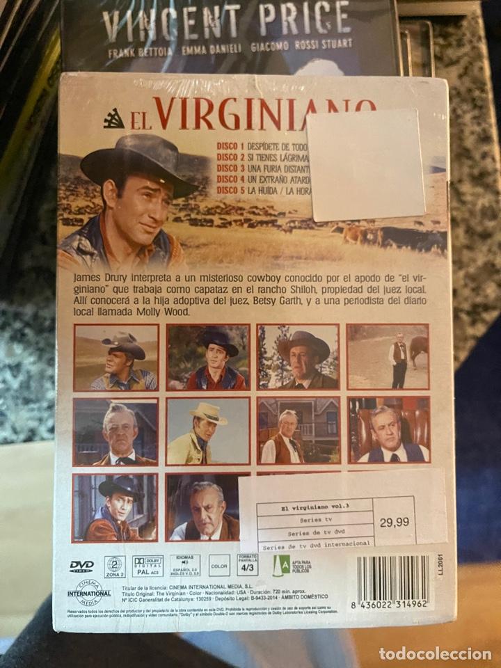 Series de TV: El virginiano volumen 3 precintado est1 - Foto 2 - 262821880