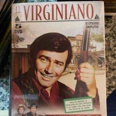 Series de TV: EL VIRGINIANO VOLUMEN 3 PRECINTADO EST1. Lote 262821880