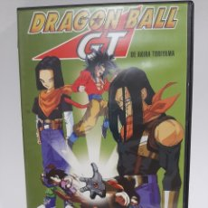 Series de TV: D205 DRAGON BALL GT EPISODIOS 46 47 Y 48 DVD SEGUNDAMANO. Lote 262902305