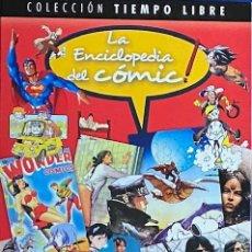 Series de TV: PACK LA ENCICLOPEDIA DEL COMIC 6 DVDS COMO NUEVOS AQUITIENESLOQUEBUSCA ALMERIA. Lote 262954285