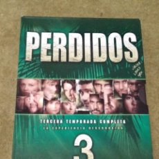 Series de TV: PERDIDOS LOST TEMPORADA 3 DVD. Lote 263031030