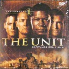 Series de TV: THE UNIT - DAVID MAMET - 1ª TEMPORADA (CAP. 1 A 4). Lote 263096875