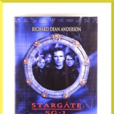 Series de TV: STARGATE SG1 TEMPORADA 1 / DVD ESP PAL. Lote 46668084