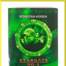 Series de TV: STARGATE SG1 TEMPORADA 5 / DVD ESP PAL. Lote 31003441