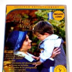 Series de TV: ANA DE LAS TEJAS VERDES : LA HISTORIA CONTINUA (T3 - 2 DISCOS) - MEGAN FOLLOWS DVD INENCONTRABLE. Lote 263605070