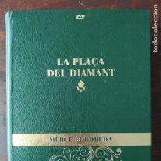 Serie di TV: 4 DVD CON LA SERIE LA PLAÇA DEL DIAMANT DE MERCE RODOREDA. Lote 263759140