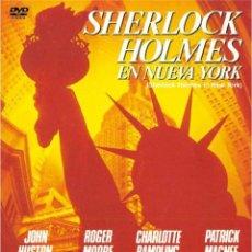 Serie di TV: SHERLOCK HOLMES EN NUEVA YORK (SHERLOCK HOLMES IN NEW YORK). Lote 263928660