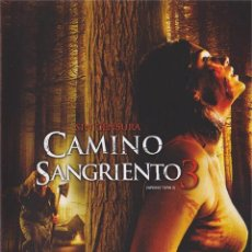 Serie di TV: CAMINO SANGRIENTO 3 (WRONG TURN 3: LEFT FOR DEAD). Lote 263928680