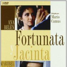 Series de TV: SERIE COMPLETA FORTUNATA Y JACINTA ANA BELEN PRECINTADO AQUITIENESLOQUEBUSCA ALMERIA. Lote 264448984