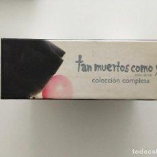 Series de TV: TAN MUERTOS COMO YO - COMPLETA -DVD. Lote 264850694