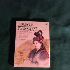 Series de TV: ARROZ Y TARTANA. Lote 265861354