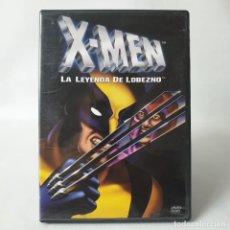 Series de TV: X-MEN: LA LEYENDA DE LOBEZNO/WOLVERINE (2000)ANIME/ACCIÓN/MARVEL/CÓMIC/SUPERHÉROES/DISNEY. Lote 266024643