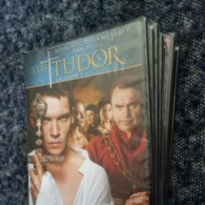 Series de TV: LOS TUDOR SERIE 10 DVD NUEVOS PRECINTADOS PRIMERA TEMPORADA JONATHAN RHYS MEYERS & SAM NEILL. Lote 266143463