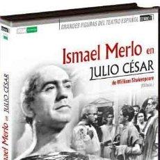 Serie di TV: ISMAEL MERLO EN JULIO CÉSAR. Lote 266919839