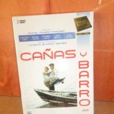 Series de TV: CAÑAS Y BARRO - VICENTE BLASCO IBAÑEZ - 2 DVDS - DISPONGO DE MAS DVDS. Lote 267752589
