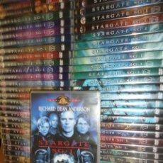 Series de TV: STARGATE SG 1 COLECCION COMPLETA TEMPORADAS DE LA 1ª A LA 10ª (SOLO FALTAN 2 DVD) DISPONGO MAS DVDS. Lote 267755154