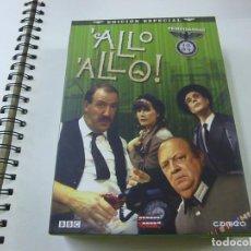 Serie di TV: ALLO ALLO TEMPORADAS 1-2-3-4 - DVD - N 2. Lote 268752859