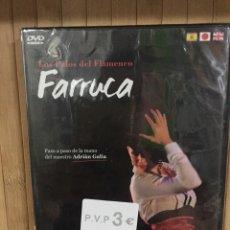 Serie di TV: LOS PALOS DEL FLAMENCO FARRUCA. Lote 268866984