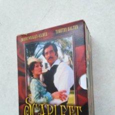 Series de TV: SCARLETT ( SERIE COMPLETA 4 DVD + MAKING OF ). Lote 269270498