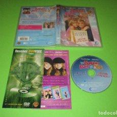 Series de TV: LES JUMELLES FONT LA FETE - DVD - MARY-KATE Y ASHLEY OLSEN - EDICION NO ESPAÑOLA. Lote 269284678