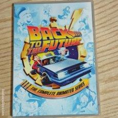 Series de TV: BACK TO THE FUTURE - THE COMPLETE ANIMATED SERIES REGRESO AL FUTURO 4 DVDS SERIE ANIMACIÓN COMPLETA. Lote 269313018