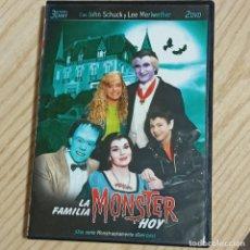 Series de TV: LA FAMILIA MONSTER HOY 2DVD MINISERIE - DVD. Lote 269316448
