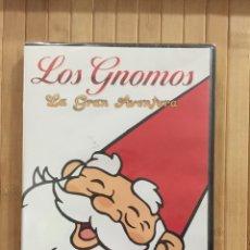 Series de TV: LOS GNOMOS LA GRAN AVENTURA DVD - PRECINTADO -. Lote 269390688