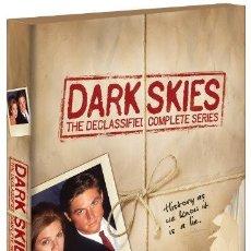 Series de TV: DARK SKIES THE DECLASSIFIED COMPLETE SERIES. Lote 269415903