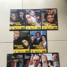 Series de TV: FORTUNATA Y JACINTA Y JUNCAL. Lote 269594913