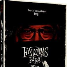 Serie di TV: PACK HISTORIAS PARA NO DORMIR : SERIE COMPLETA. Lote 269616298