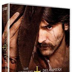 Séries de TV: LAS AVENTURAS DEL CAPITÁN ALATRISTE. Lote 269616333