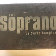 Series de TV: LOS SOPRANO, SERIE COMPLETA. Lote 269642968