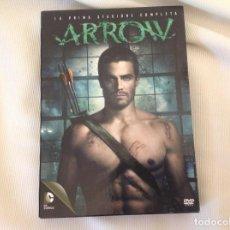 Series de TV: ARROW TEMPORADA UNO EN DVD.EDICION ITALIA AUDIO Y SUBTITULOS EN ESPAÑOL.. Lote 269957623
