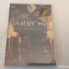 Serie di TV: ARROW TEMPORADA CUATRO EN DVD.PRECINTADA EDICION ESPAÑOLA.. Lote 269958503