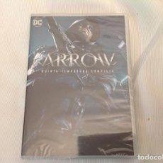 Serie di TV: ARROW QUINTA TEMPORADA EN DVD PRECINTADA EDICION ESPAÑOLA. Lote 269958693
