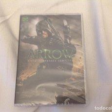 Serie di TV: ARROW SEXTA TEMPORADA EN DVD PRECINTADA EDICION ESPAÑOLA. Lote 269958948