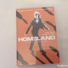 Series de TV: HOMELAND SEPTIMA TEMPORADA EN DVD. Lote 269991753