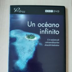 Series de TV: DVD BBC. UN OCÉANO INFINITO. PACÍFICO SUR. Lote 271553498
