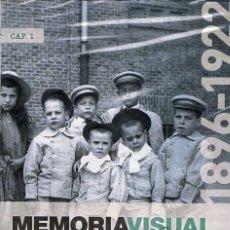 Series de TV: MEMORIA VISUAL DE ESPAÑA 1896-1922. DVD. Lote 271577563