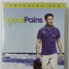 Series de TV: ROYAL PAINS.. Lote 271688843