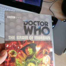 Series de TV: DVD DOCTOR WHO - THE BRAIN OF MORBIUS - EP 84 - CUARTO DOCTOR - TOM BAKER - EDICION INGLESA. Lote 272165573