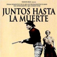 Séries TV: JUNTOS HASTA LA MUERTE (COLORADO TERRITORY). Lote 269614698