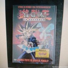 Series de TV: DVD YU-GI-OH: THE MOVIE 2004. Lote 272253203