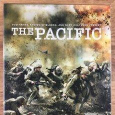 Series de TV: THE PACIFIC - TOM HANKS -STEVEN SPIELBERG ( EN ESPAÑOL CASTELLANO ) 6 DVD. Lote 272725298