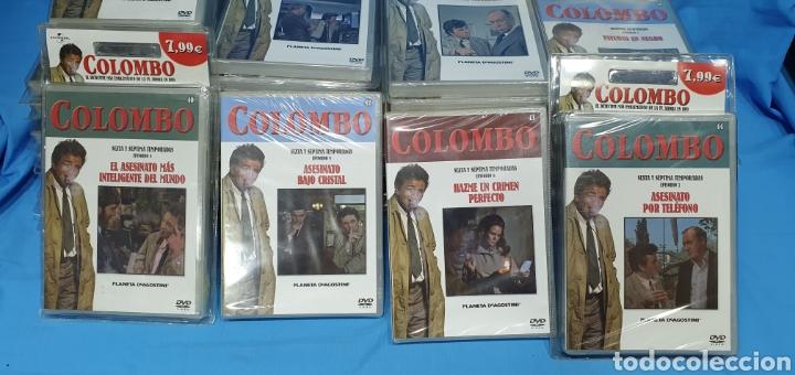Series de TV: SERIE EN DVD - COLECCIÓN COLOMBO - CASI COMPLETA - PLANETA AGOSTINI - PRECINTADAS - Foto 2 - 272891673