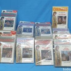 Series de TV: SERIE EN DVD - COLECCIÓN COLOMBO - CASI COMPLETA - PLANETA AGOSTINI - PRECINTADAS. Lote 272891673