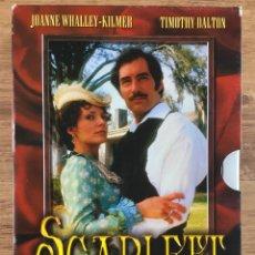 Serie di TV: SCARLETT - LA CONTINUACIÓN DE LO QUE EL VIENTO SE LLEVÓ ( SERIE COMPLETA 5 DVD ). Lote 274224623