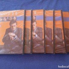 Series de TV: HOUSE. TEMPORADA DOS. 6 DVDS. Lote 274855588