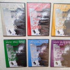 Series de TV: LOTE DE 6 DVD, NUEVOS A ESTRENAR ( 19 RELATOS ) HISTORIAS PARA NO DORMIR, NARCISO IBAÑEZ SERRADOR. Lote 275167413